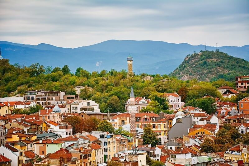 Đất nước Bulgaria