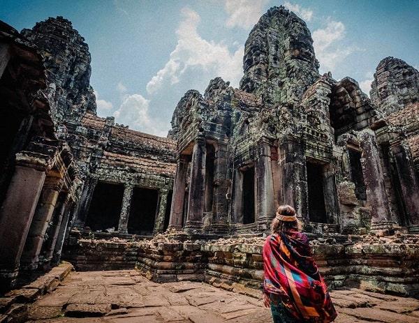 Chùa và các tự viện phật giáo ở Cambodia