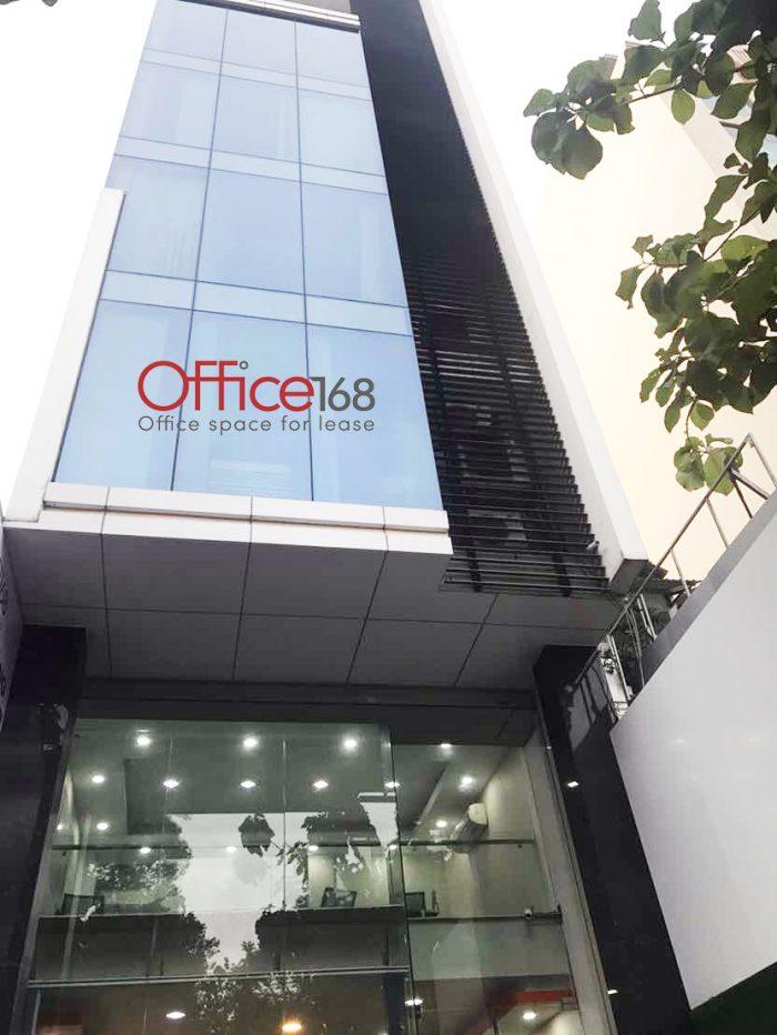 Dịch vụ văn phòng ảo Office168 toạ lạc tại: Số 4 Nguyễn Thị Minh Khai Quận 1