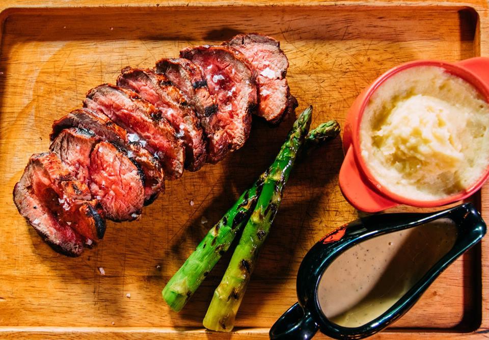 Beefsteak của nhà hàng El Gaucho