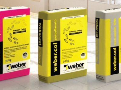 thương hiệu keo dán gạch của Weber