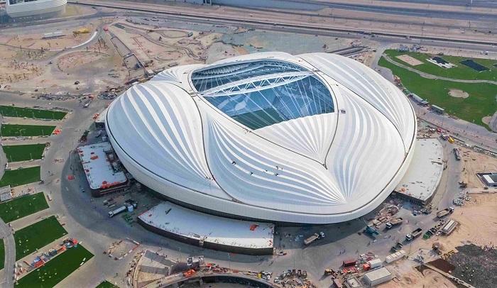 Sân vận động Al-Wakrah - Qatar