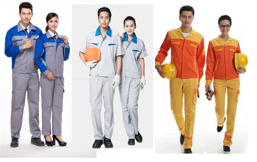 Môi trường làm việc đa dạng và đặc thù khác nhau nên thiết kế của đồng phục bảo hộ cũng đặc trưng cho mỗi ngành nghề