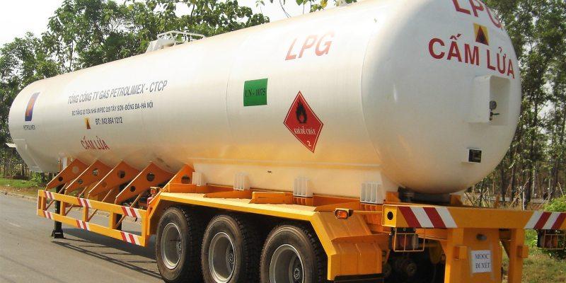vận chuyển LPG